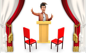 Как преодолеть страх публичных выступлений перед аудиторией?