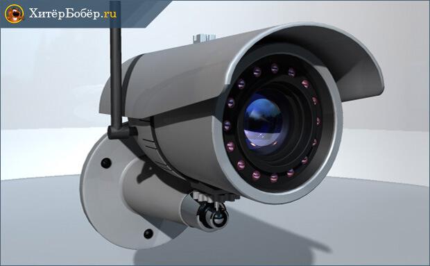 Видеокамера в Думе