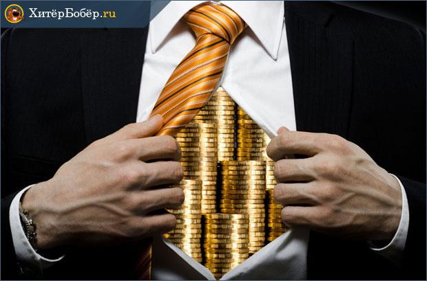 Инвестиции в свой бизнес