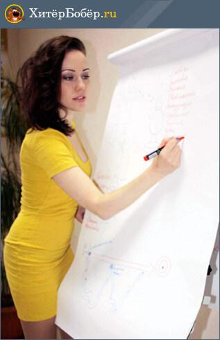 Ксения Бородина рекрутер психолог