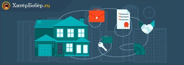 Порядок оформления сделок с недвижимостью