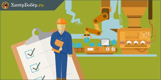 Что такое производственный контроль