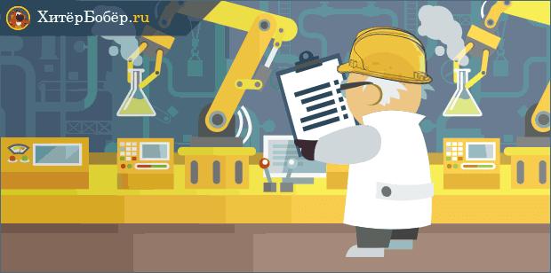 Постоянный анализ состояния промышленной безопасности