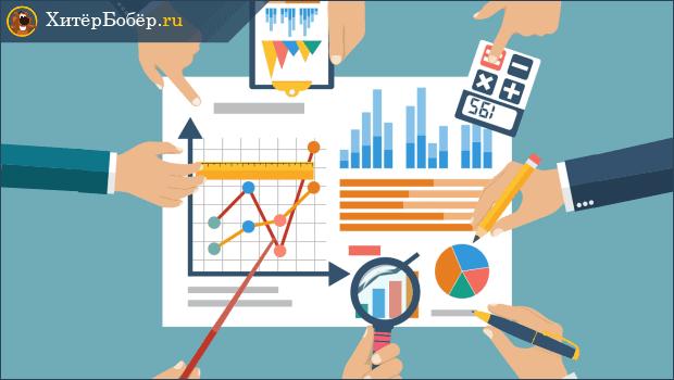 Анализ информации и принятие решения