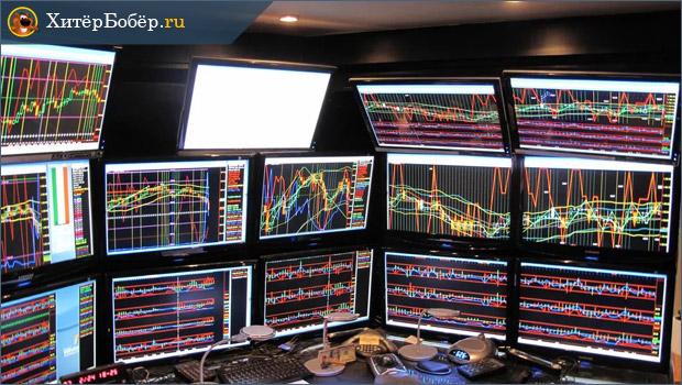 Изучение фондовой биржи