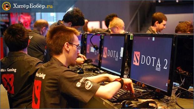 Соревнования по киберспорту