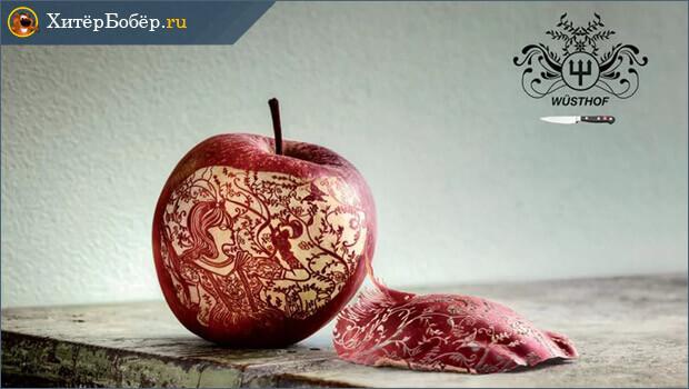 Идеи креативной рекламы