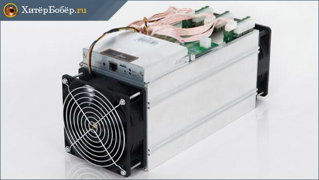 процессор ASIC - Antminer S9 для майнинга