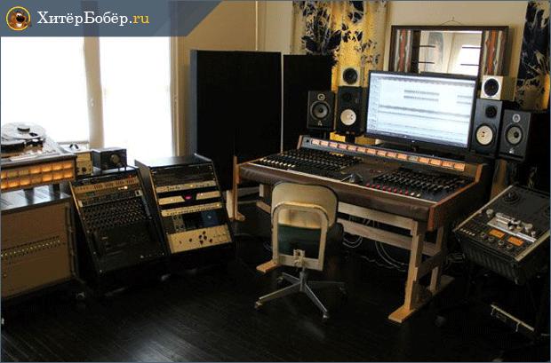 Студия звукозаписи дома