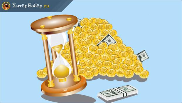 Минимальная сумма вознаграждения для вывода - 1000 рублей