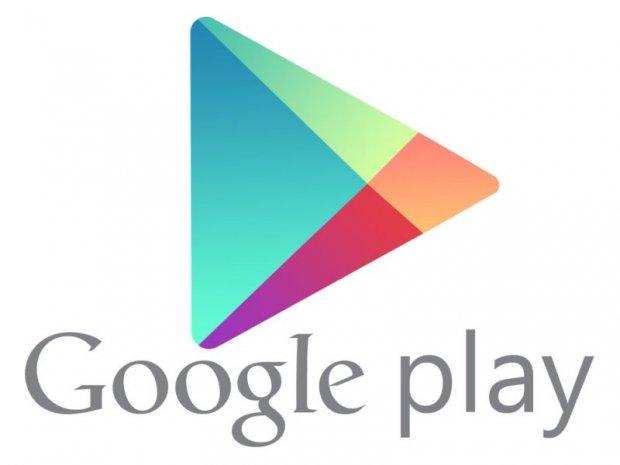 Логотип Google Play