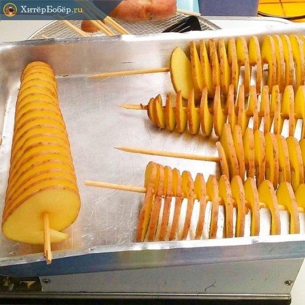 Ролл-чипсы
