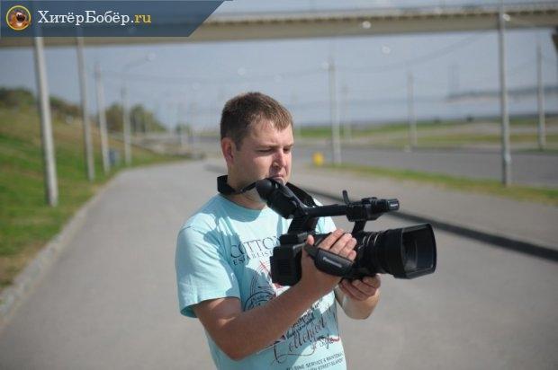 Работа видеооператора