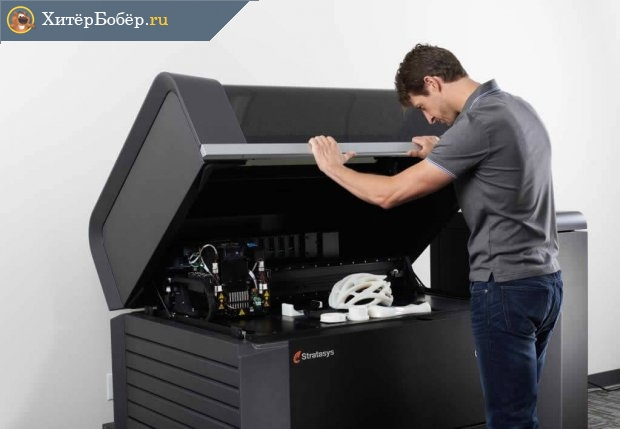 Оборудование для 3D-бизнеса