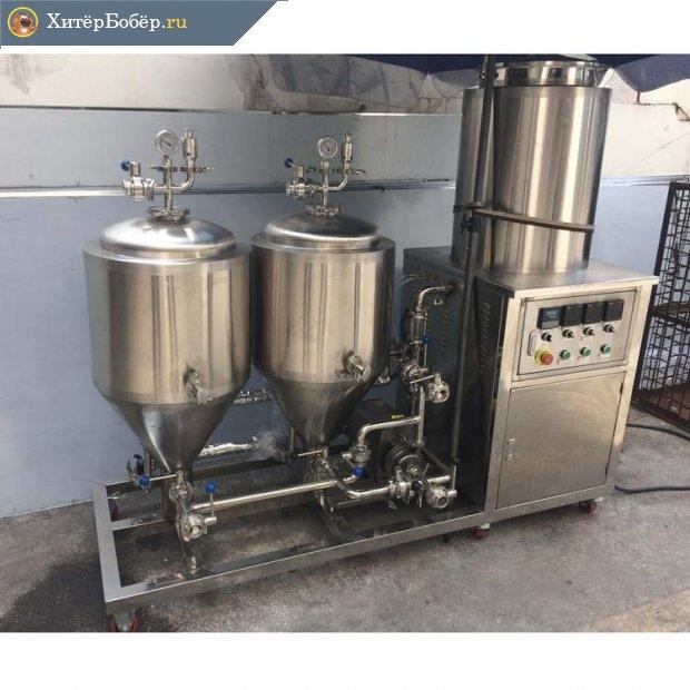 Мини-пивоварня из Китая