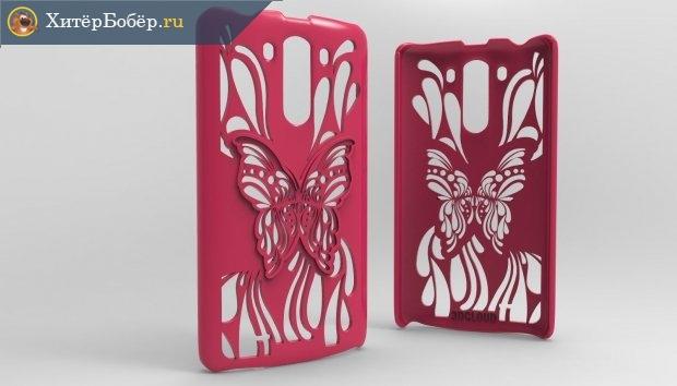 Чехол для телефона на 3Д-принтере