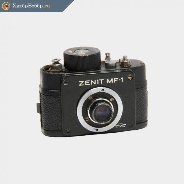 Фотоаппарат Зенит без видоискателя