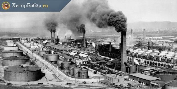 Standard Oil в 1911 году