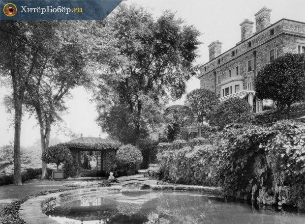 Поместье Кайкет — резиденция семейства Рокфеллеров