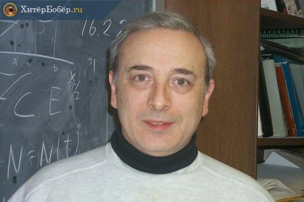 Отец Сергея Брина