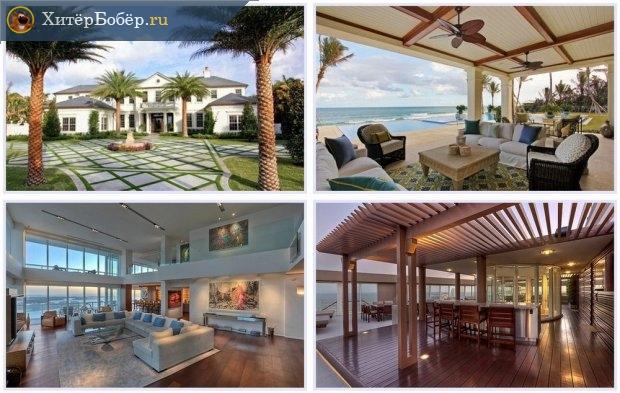 Дом Тони в Майами