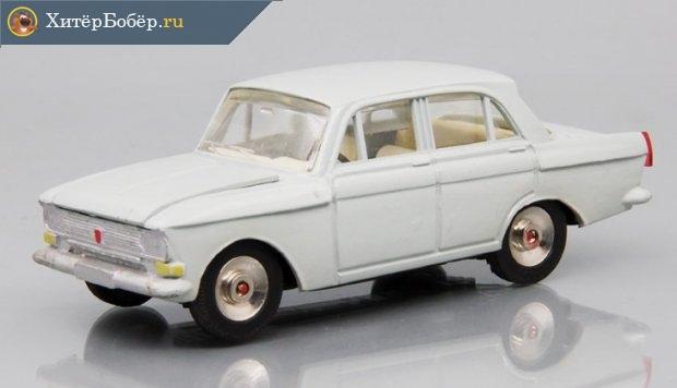 Цельнолитой «Москвич-412»