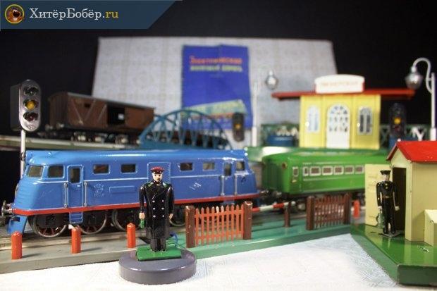 Электрическая железная дорога СССР