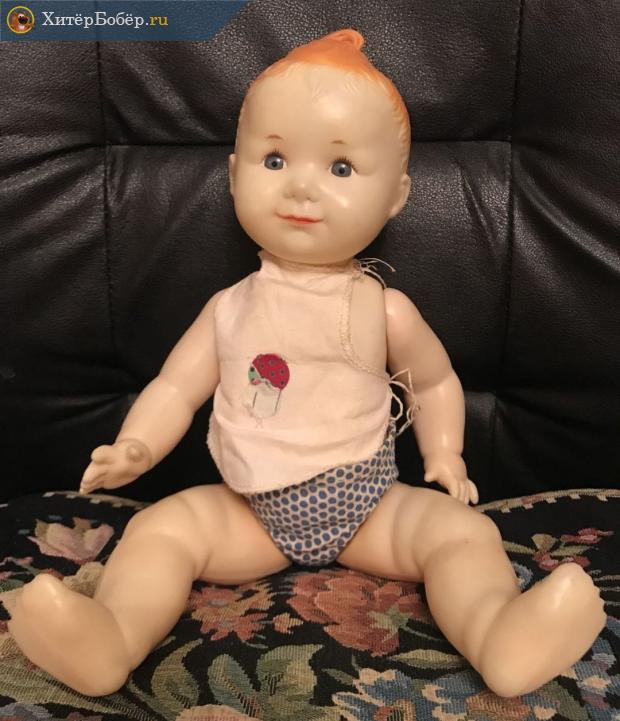 Кукла Витя (Гриша)