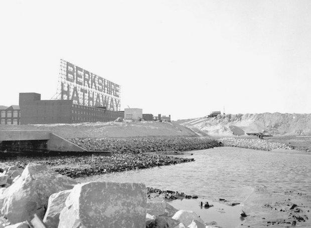 Berkshire Hathaway в 1900-х годах