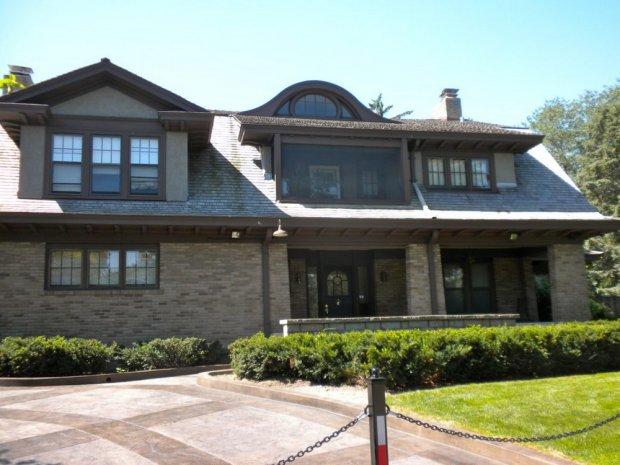 Дом Уоррена Баффета в Омахе