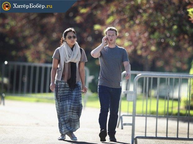 Марк и Присцилла Чан
