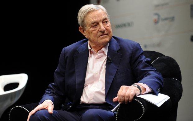 Джордж Сорос — американский миллиардер и филантроп