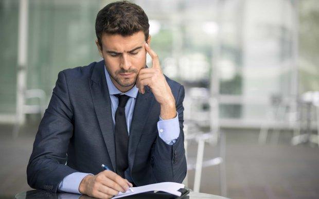 Бизнесмен планирует деятельность на месяц