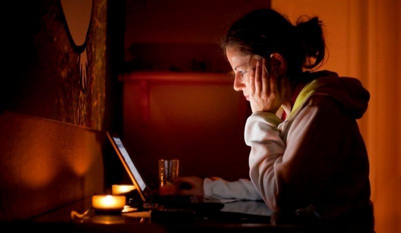 Зависимость от Интернета