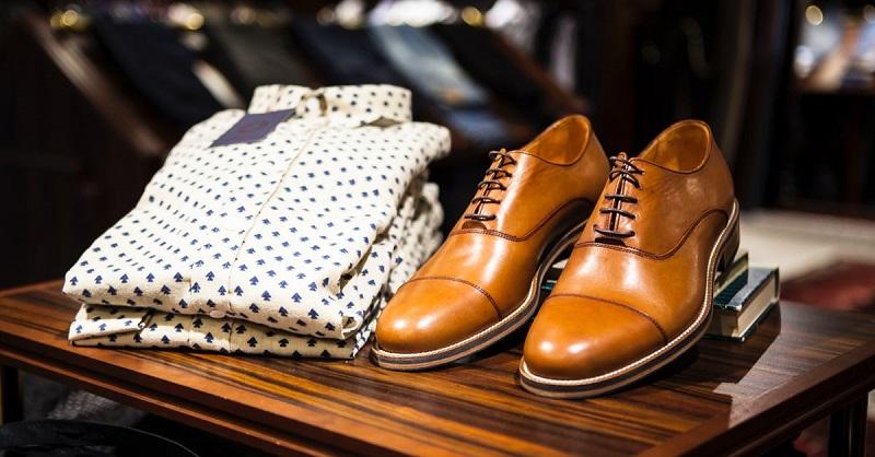 Статусная обувь и одежда