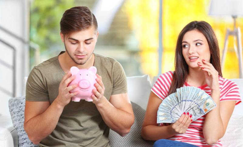 Правила финансовой независимости замужней женщины