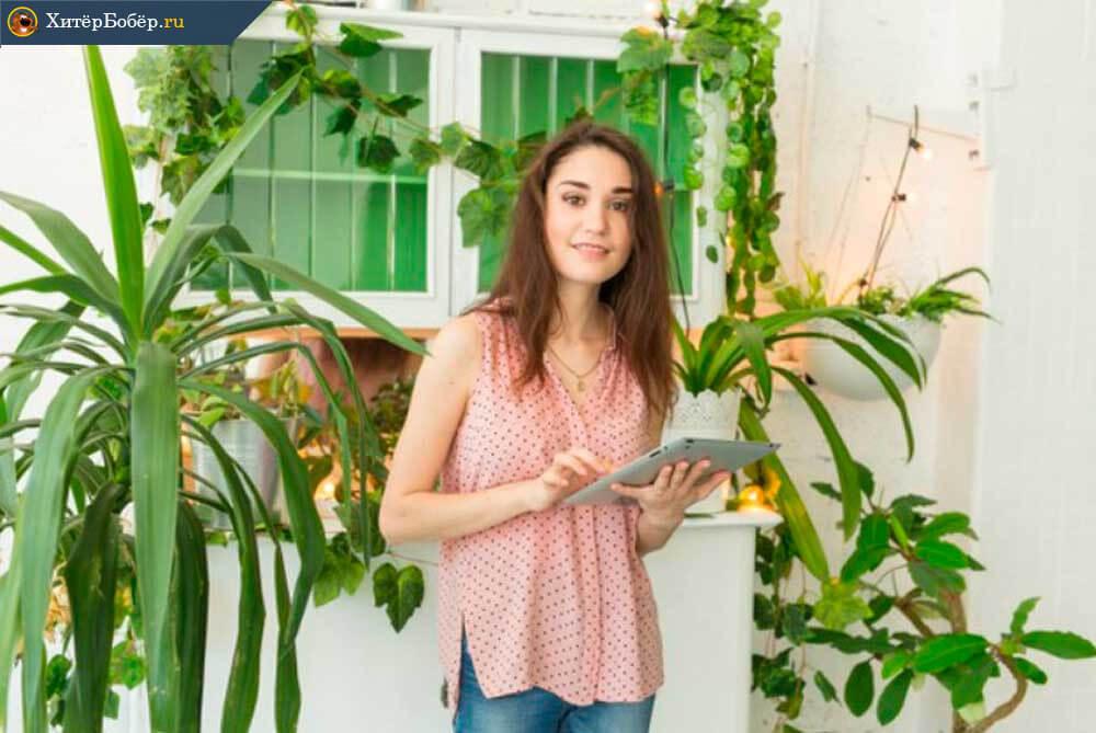 Гостиница для растений