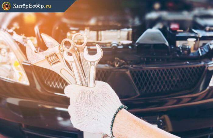 Перспективная бизнес идея: ремонт автомобилей