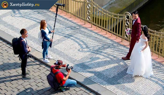 Популярная бизнес идея: предоставление услуг фотографа
