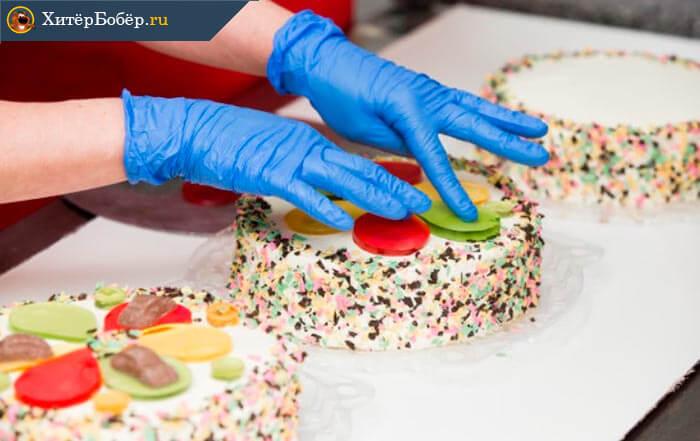 Выпечка тортов на заказ