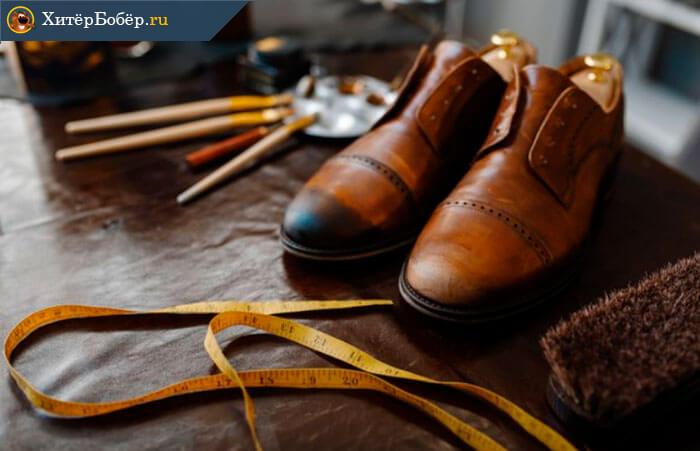 Бизнес-идея производства обуви