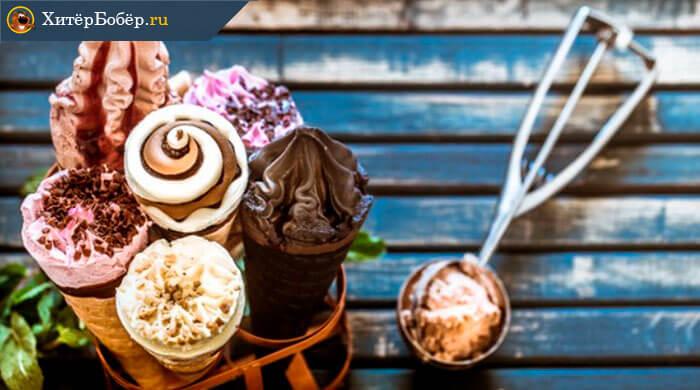 Бизнес-идея производства мороженого