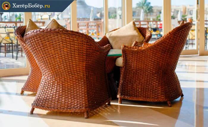 Бизнес идея плетения мебели своими руками