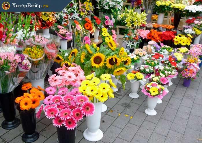 Бизнес-идея цветочного магазина